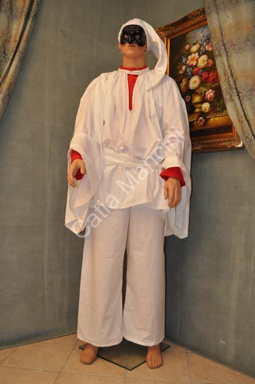 Costume adulto pulcinella commedia dell 39 arte 13 for O giardino di pulcinella roma