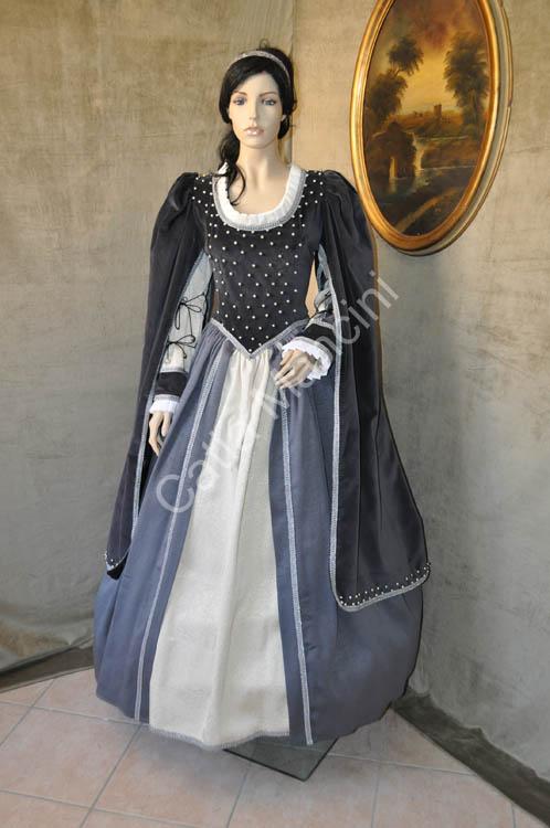 Vestito medievale donna – Abiti in pizzo cba59145c3d